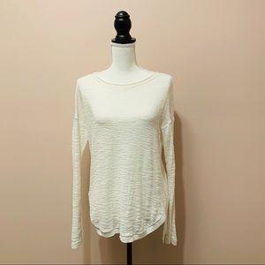 Lou & Grey Marl Knit Tunic Sweater